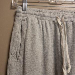 Brandy Melville Pants - Brandy Melville John Galt Grey Joggers OS